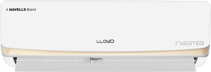Lloyd 1.5 Ton 3 Star Split Inverter AC - White(LS18I36FI, Copper Condenser)