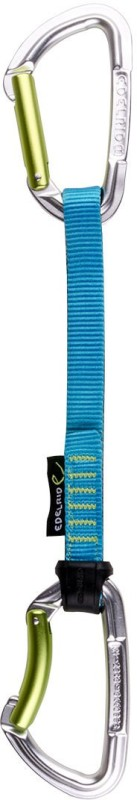 Edelrid Slash Set 18 cm Quickdraw Climbing Quickdraw(Blue)