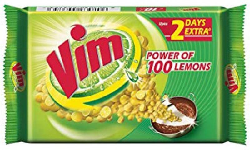 vim dishwash bar 300 gm (pack of 6) Dishwash Bar(1800 g, Pack of 6)