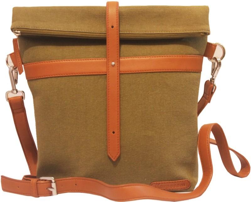 Karpasam Women Brown Messenger Bag