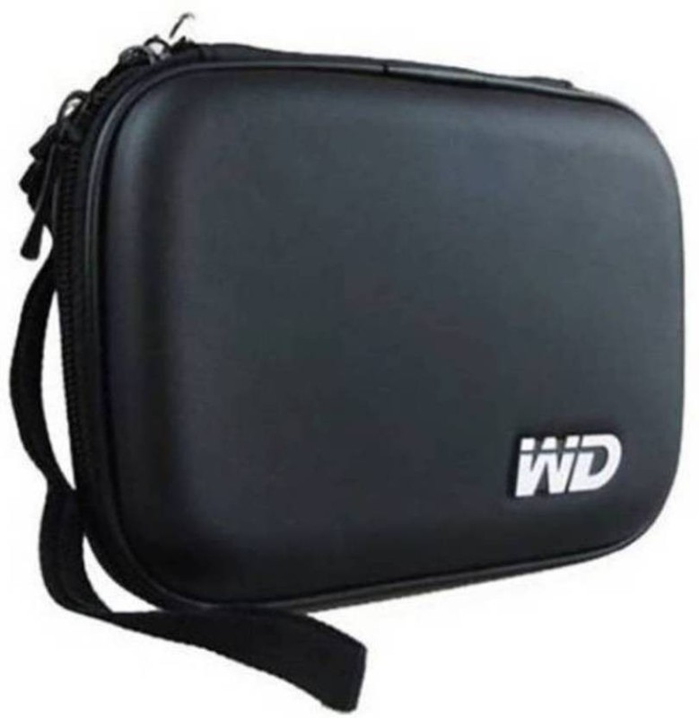 WEBDOO INFOTECH WDBackup Plus Ultra Slim Drive 1 TB,1.5 TB,2 TB,3 TB,4 TB External Hard Disk Drive (Black, Artificial Leather) 2.5 inch External Hard Disk Drive(For External Hard Disk, Black)