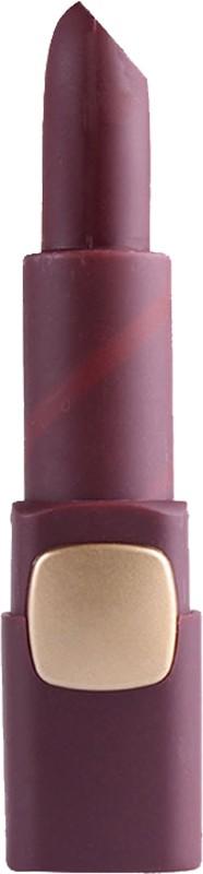 MISS ROSE SOFT CREAM MATTE LIPSTICK OVAL 41(COFFEE BROWN, 3.2 ml)