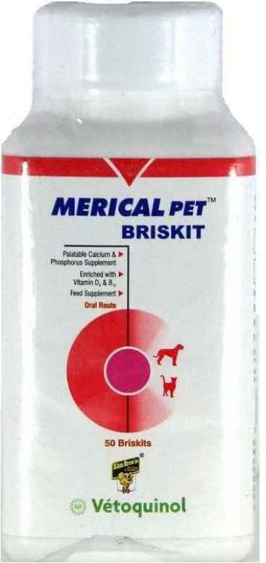 Vetoquinol 8904149104143 Pet Health Supplements(60 Pieces)