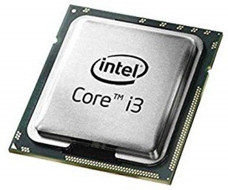 Intel 3.2 LGA 1156 CORE i3 550 Processor(Silver/Grey)