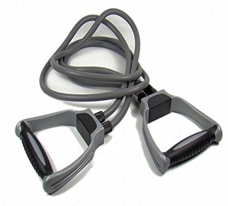 Neulife Tonning tube # 2 rope Resistance Tube(Grey)