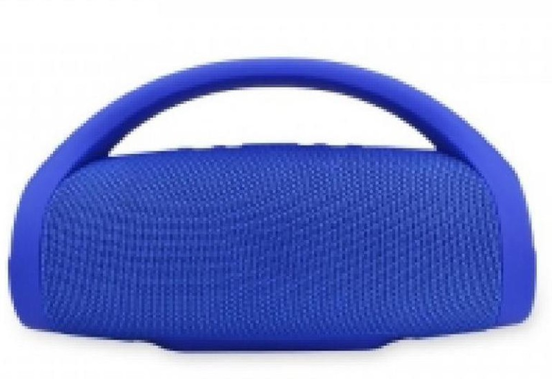 Tech-X Super Bass Wireless Boombox Bluetooth Speaker With callng FM_C 20 W Bluetooth Speaker(Blue, Stereo Channel)