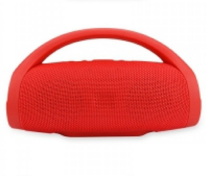 Tech-X Super Bass Wireless Boombox Bluetooth Speaker With callng FM_C 20 W Bluetooth Speaker(Red, Stereo Channel)