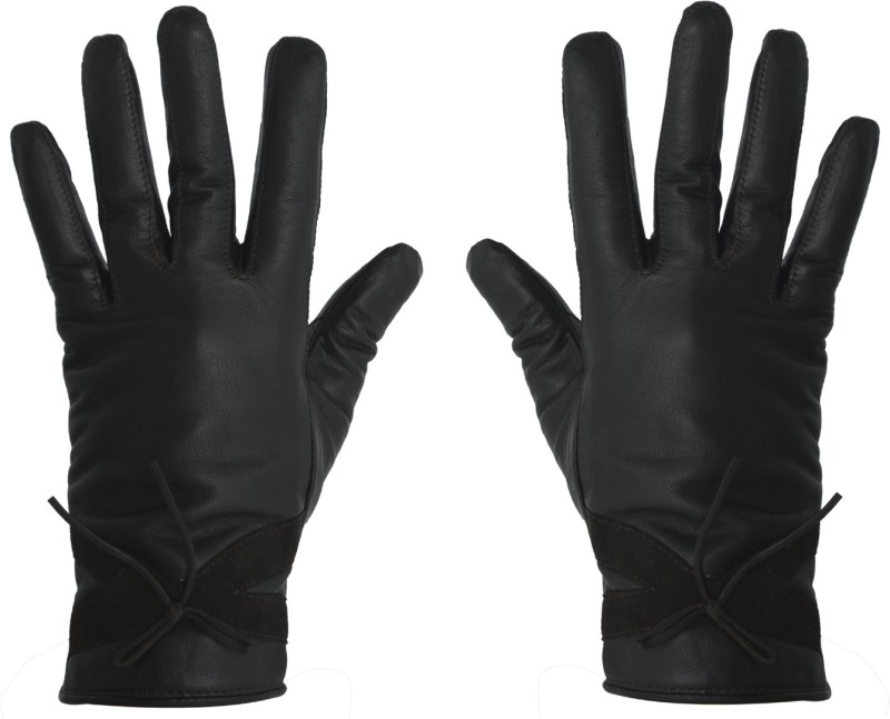 Fitness RKTGLOWOMENDE Running Gloves (M, Black)