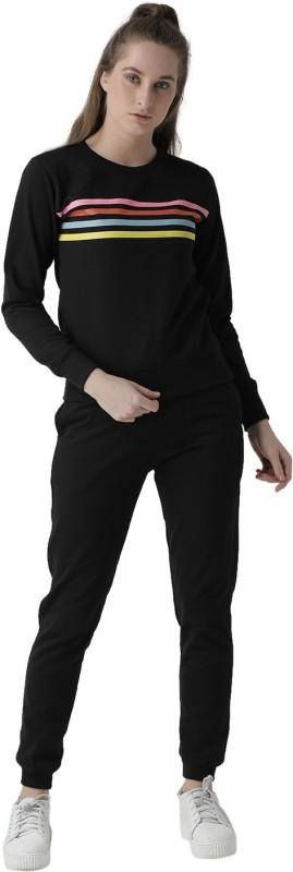 Griffel Solid Women's Track Suit