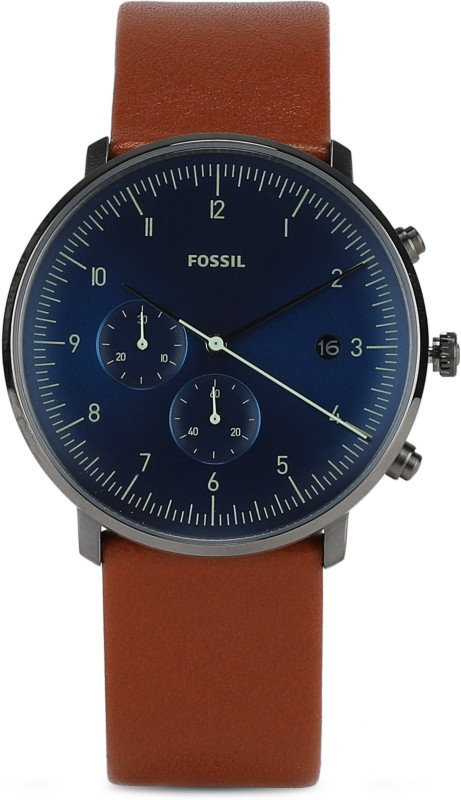 Fossil FS5486 Chase Timer Analog Watch - For Men