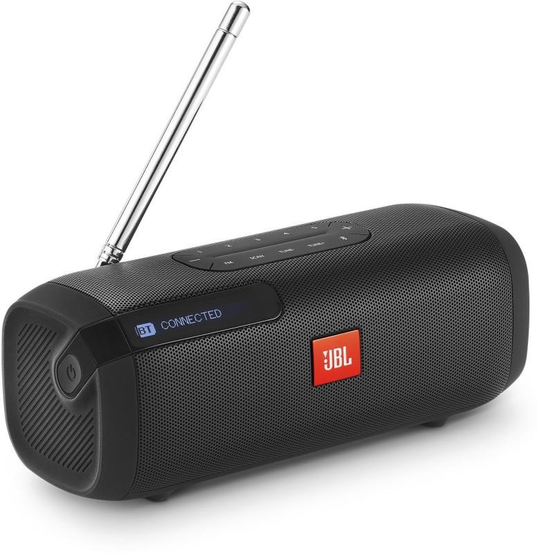 JBL TunerFM Portable Bluetooth Speaker(Black, Stereo Channel)
