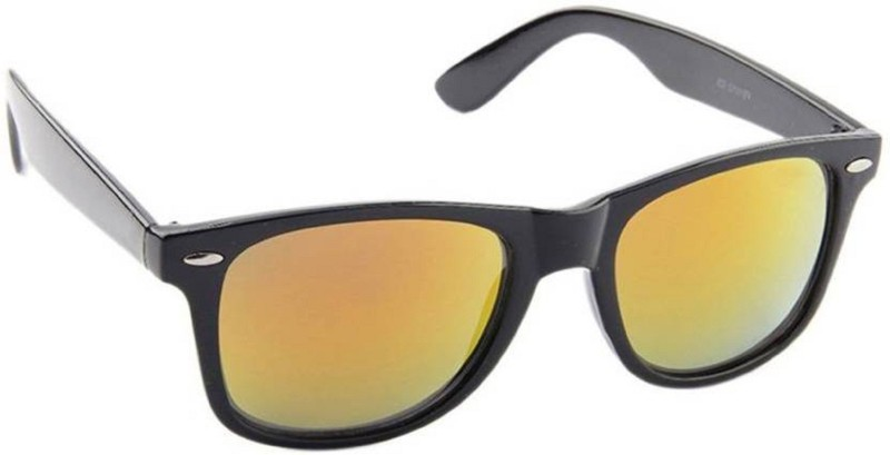 Spexra Wayfarer Sunglasses(Yellow)
