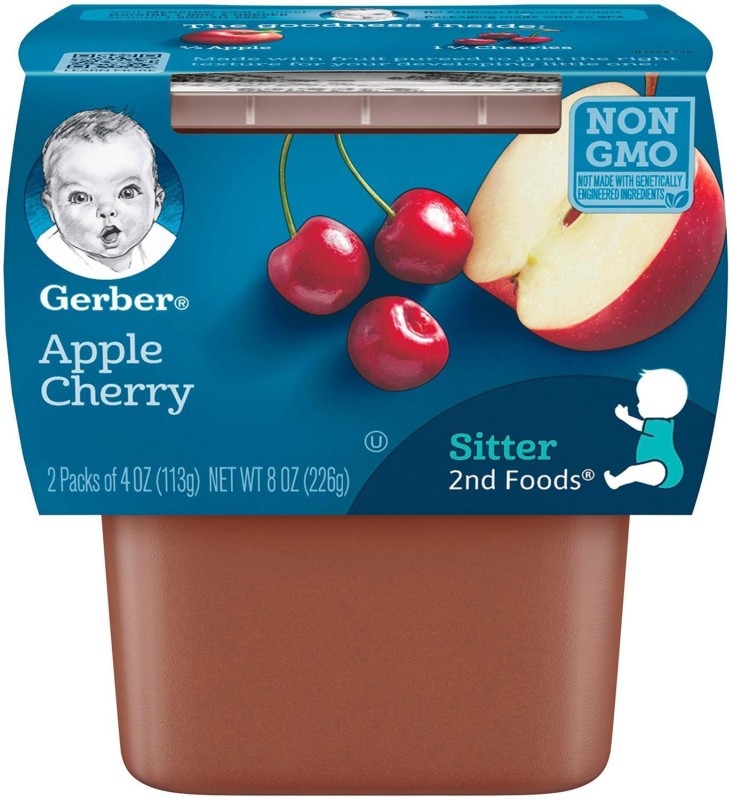 Gerber Baby Snacks 226