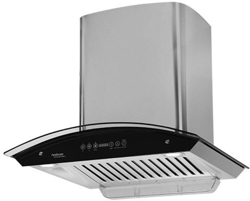 Hindware CLEO Auto Clean Wall Mounted Chimney(SS 1200 CMH)