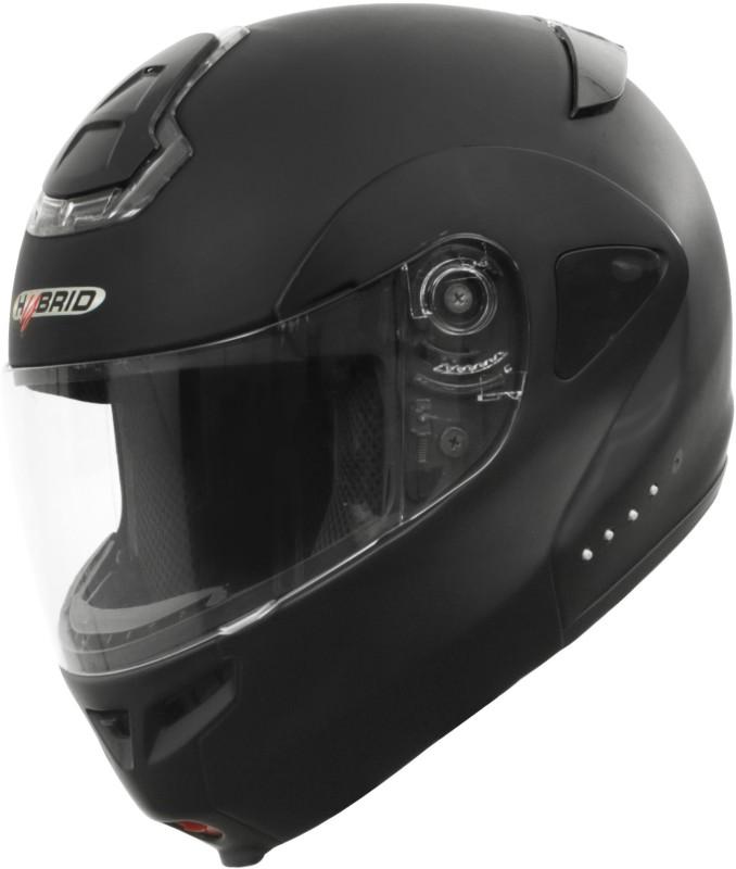 HEADFOX Bluetooth Smart Motorsports Helmet(MATT)