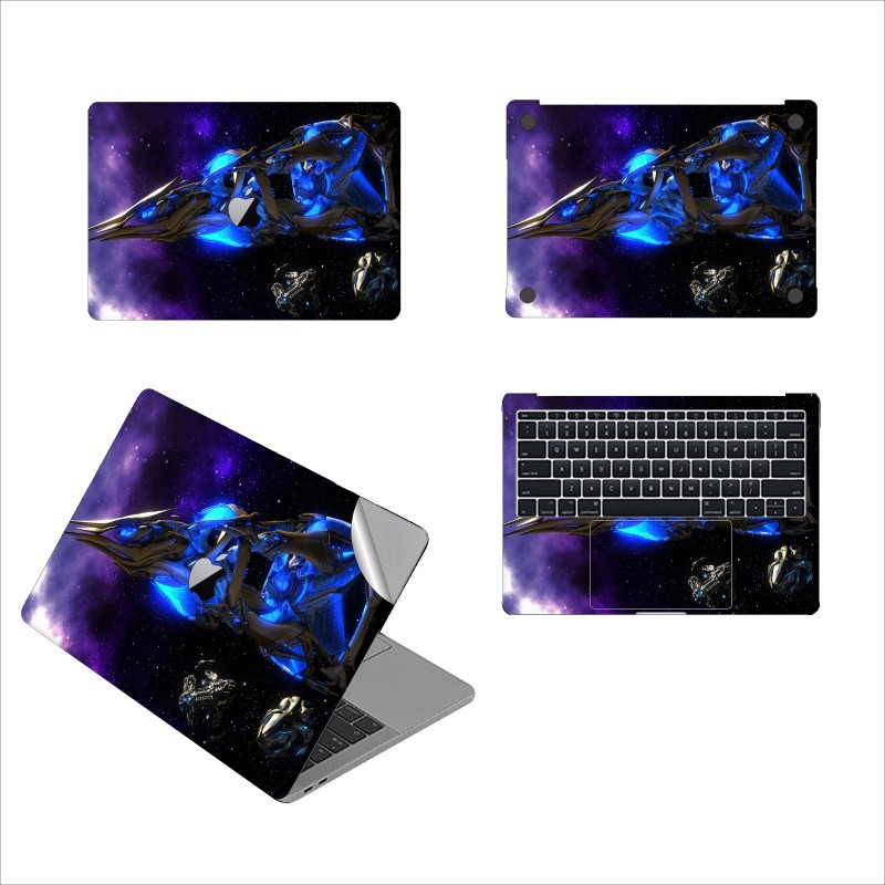GADGETS WRAP GW-53333 The spear of adun in all its glory Printed Top, Bottom & Inside Skin 13 inch Air Vinyl Laptop Decal 13
