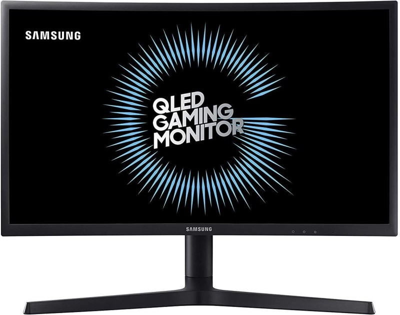 Samsung 24 inch Curved Full HD Monitor (lC24FG73FQN)(HDMI, VGA)