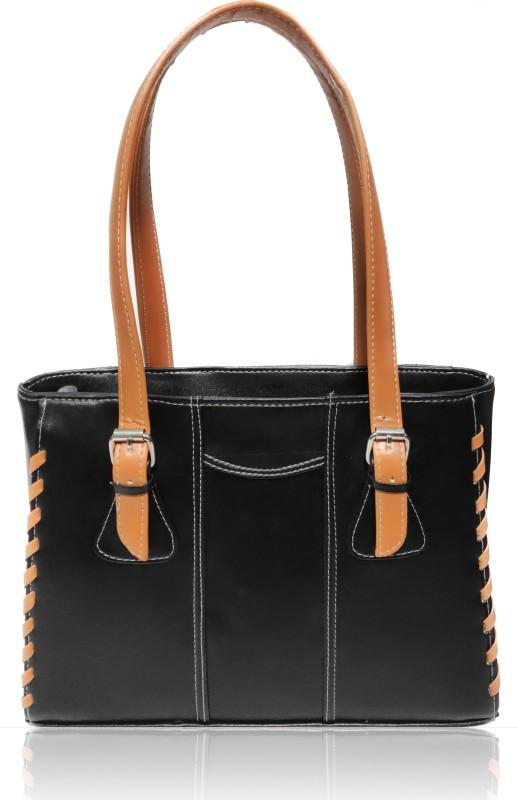 AZED Collections Women Black Shoulder Bag
