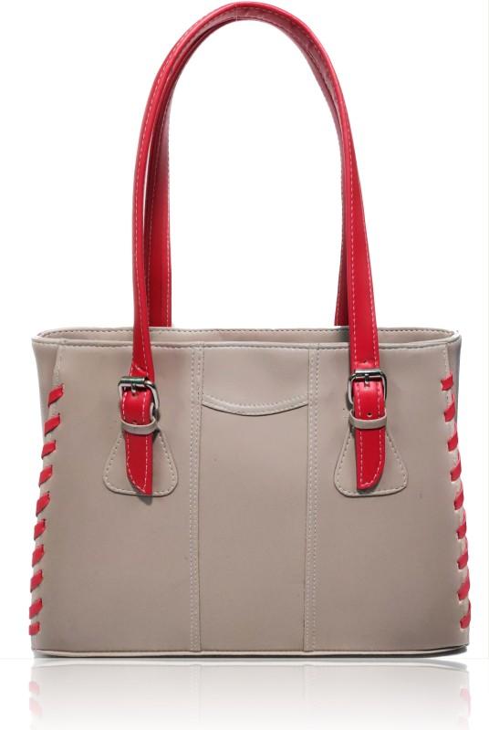AZED Collections Women Beige Shoulder Bag