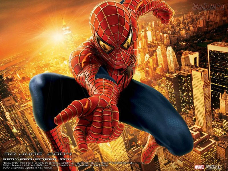 Spider-Man Frameless Fine Quality Poster Paper Print(12 inch X 18 inch, Rolled)