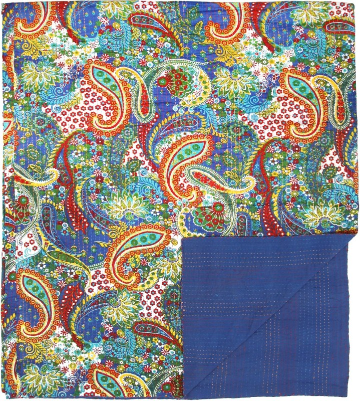 Handloom-Palace Q 94 Cotton Batting(223 cm x 274 cm)