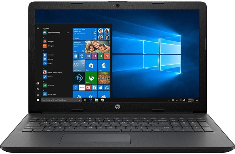 HP 15 Core i3 7th Gen - (4 GB/1 TB HDD/128 GB SSD/Windows 10 Home) 15Q-DS0027TU Laptop(15.6 inch, Sparkling Black)