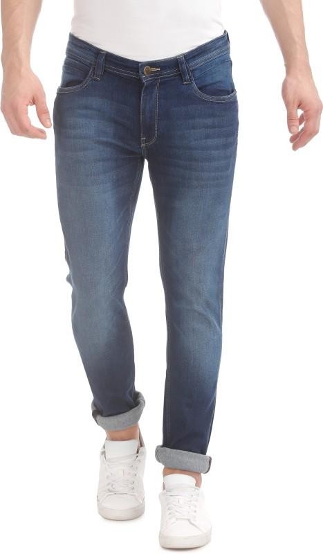Arrow Blue Jean Company Slim Men Dark Blue Jeans