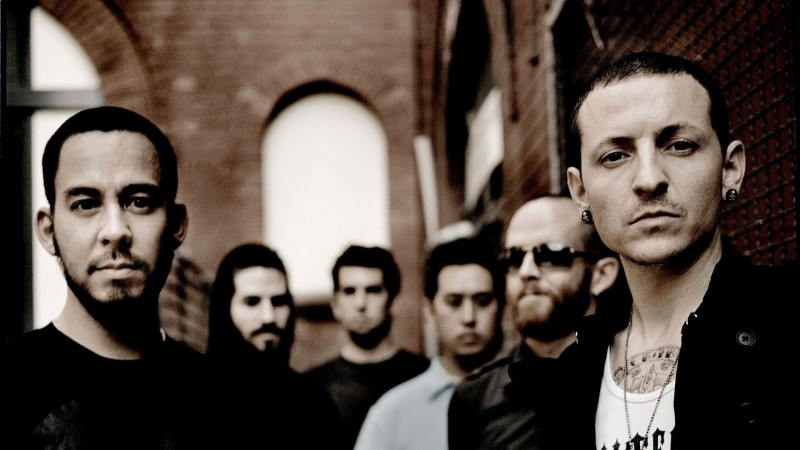 Music Linkin Park Band (Music) United States HD Wallpaper Background Fine Art Print(12 inch X 18 inch, Rolled)
