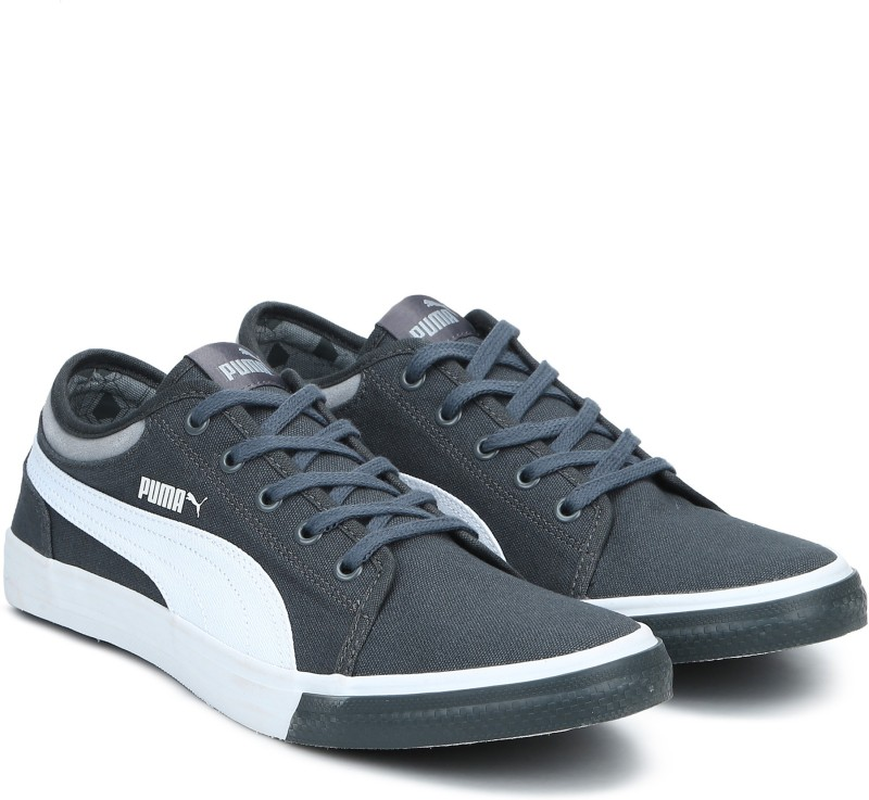 Puma Yale Gum 2 IDP Casuals For Men(White, Grey)