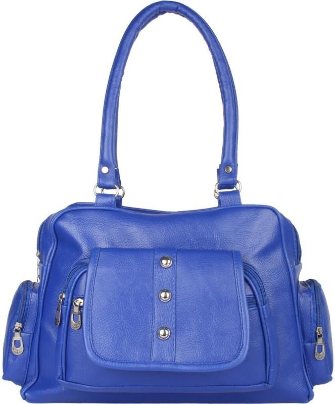 SAHAL Women Blue Shoulder Bag