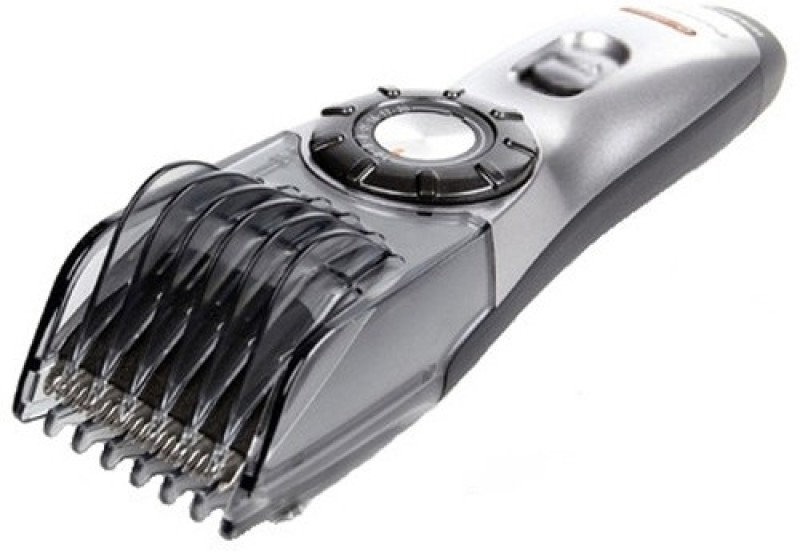 Panasonic Special Edition Trimmer ER217S (Silver) Corded & Cordless Trimmer for Men(Silver)