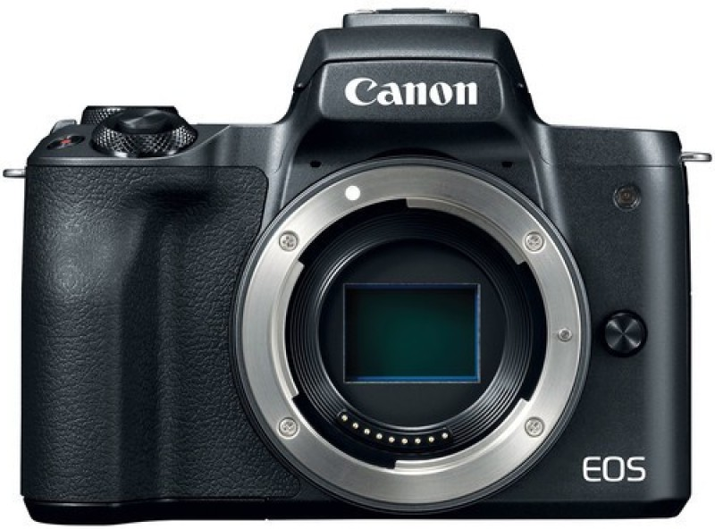 Canon M50 Mirrorless Camera Only Body(Black)