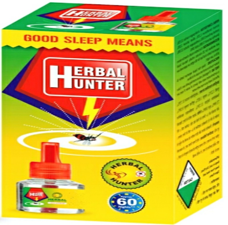 HERBAL HUNTER 00001 Mosquito Vaporiser Refill