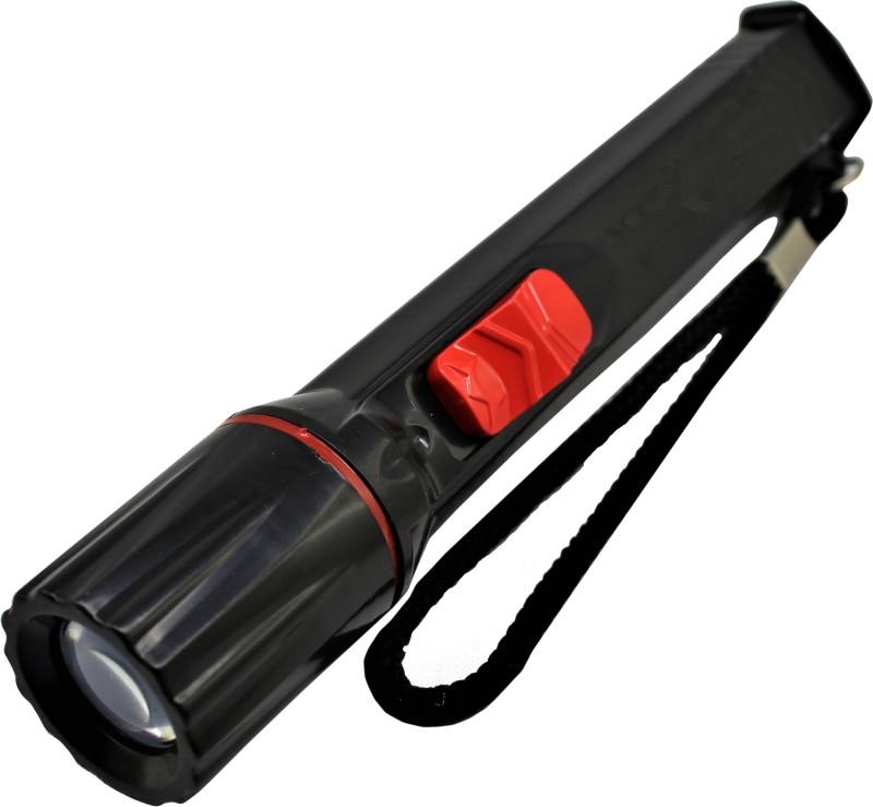 Ear Lobe & Accessories Light Beam Bijli LED Torch Torch(Black)