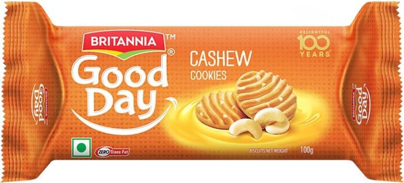Britannia Good Day Cashew Cookies(100 g)