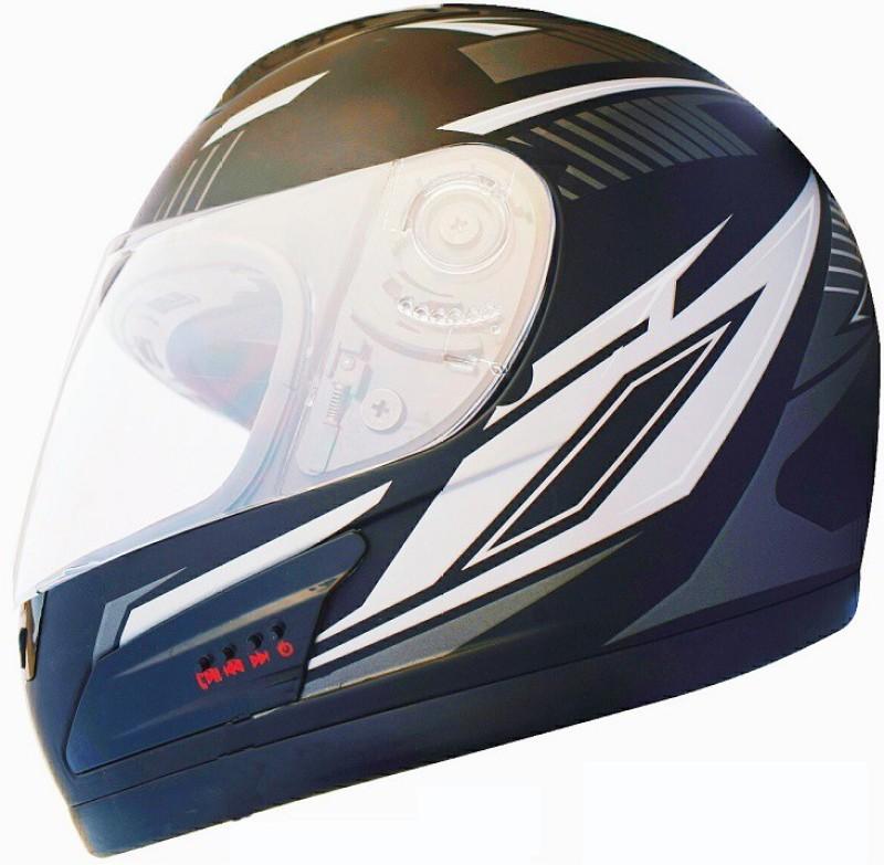 Greenstone G1 Motorbike Helmet(Black)