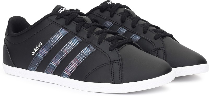 crucero Insistir Mal  ADIDAS CONEO QT Sneakers For Women(Black- Buy Online in Sweden at Desertcart