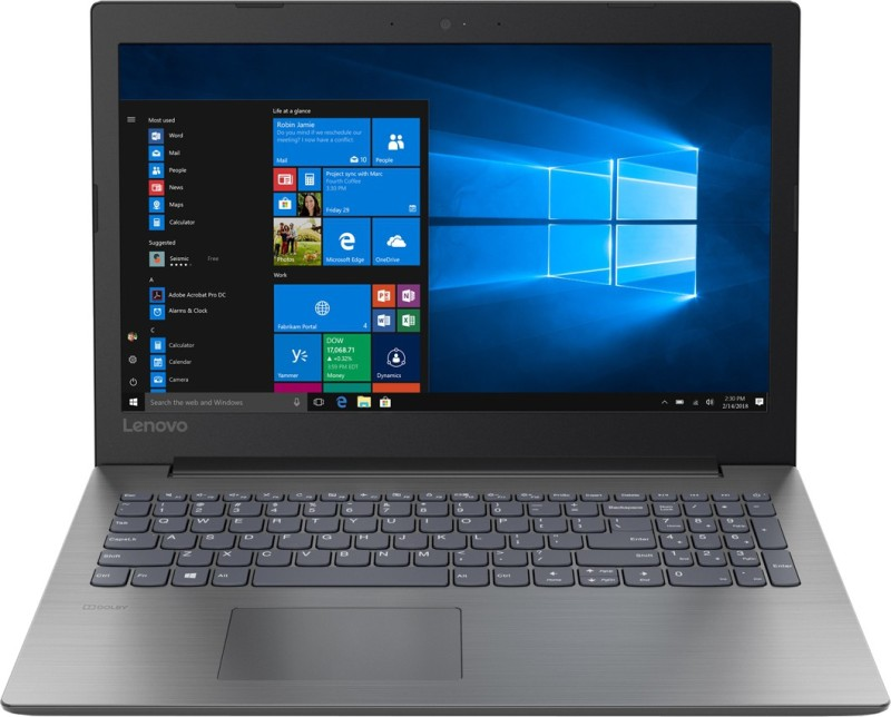 Lenovo Ideapad 330 Core i7 8th Gen - (8 GB + 16 GB Optane/1 TB HDD/Windows 10 Home/4 GB Graphics) 330-15ICH Gaming Laptop(15.6 inch, Onyx Black, 2.2 kg)