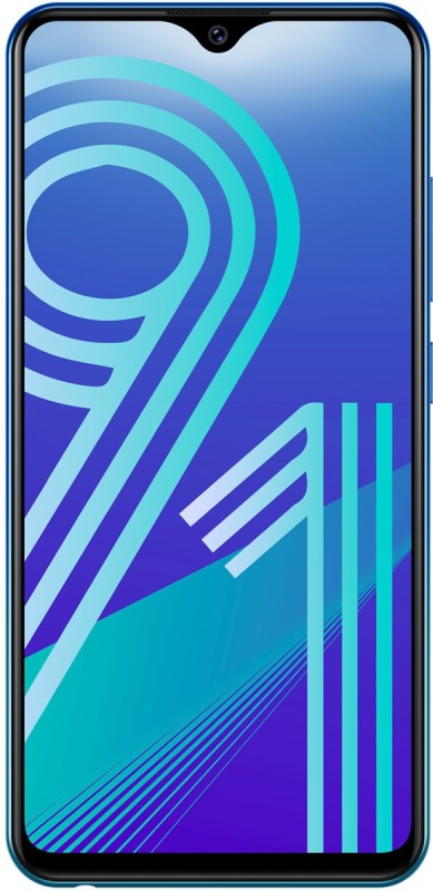Vivo Y91 (Ocean Blue, 32 GB)(2 GB RAM)