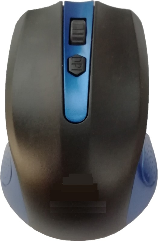 LipiWorld High Sensitivity 2.4ghz 1600dpi Optical Wireless Mouse Wireless Optical Mouse(USB 2.0, Multicolor)