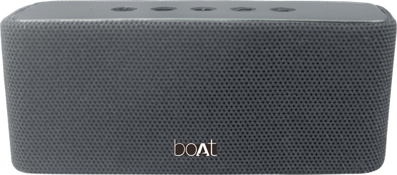 boAt Aavante 5 10 Bluetooth Speaker(Slate Gray, Stereo Channel)