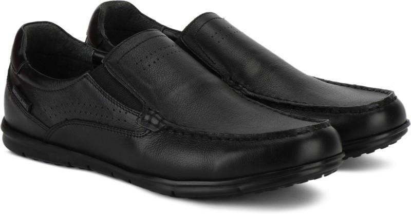 Woodland Casual For Men(Black)