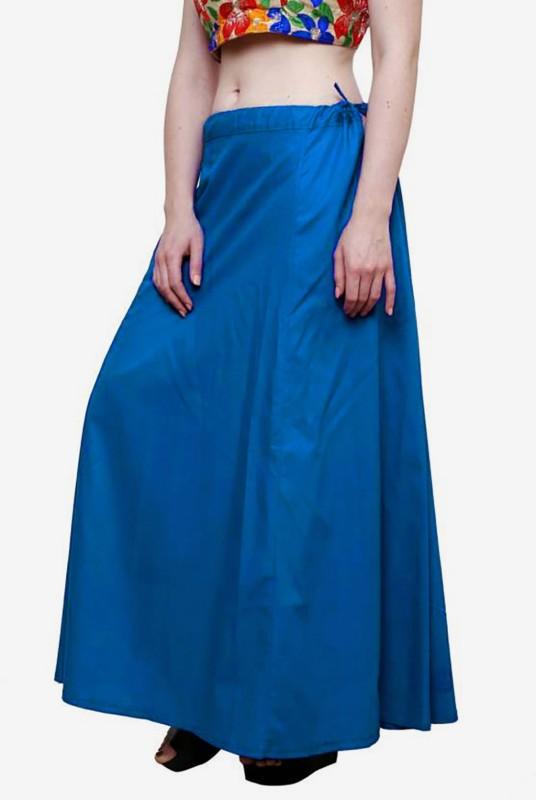 M.S.RETAIL HM-P-125 Cotton Blend Petticoat(Free)