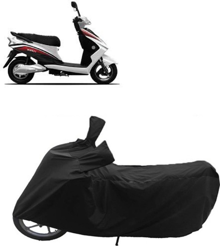 QualityBeast Two Wheeler Cover for Universal For Bike(Black)