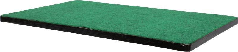 Dr. Bansal's Healthcare Equipments DBB2S018 Rocker Board Fitness Balance Board(Green, Brown)
