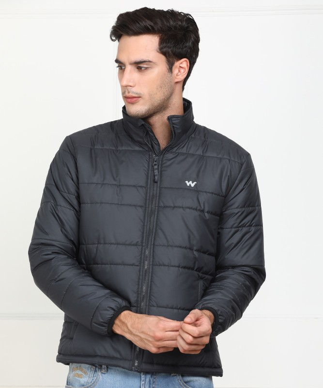 Wildcraft Full Sleeve Solid Men Jacket