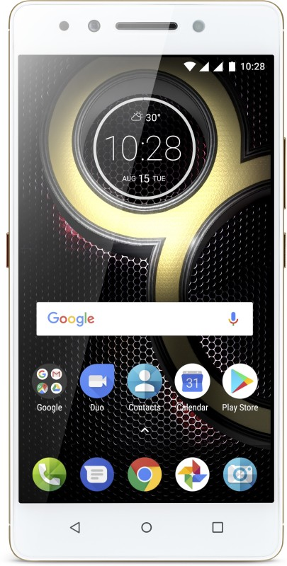 Lenovo K8 Note (Fine Gold, 64 GB)(4 GB RAM)