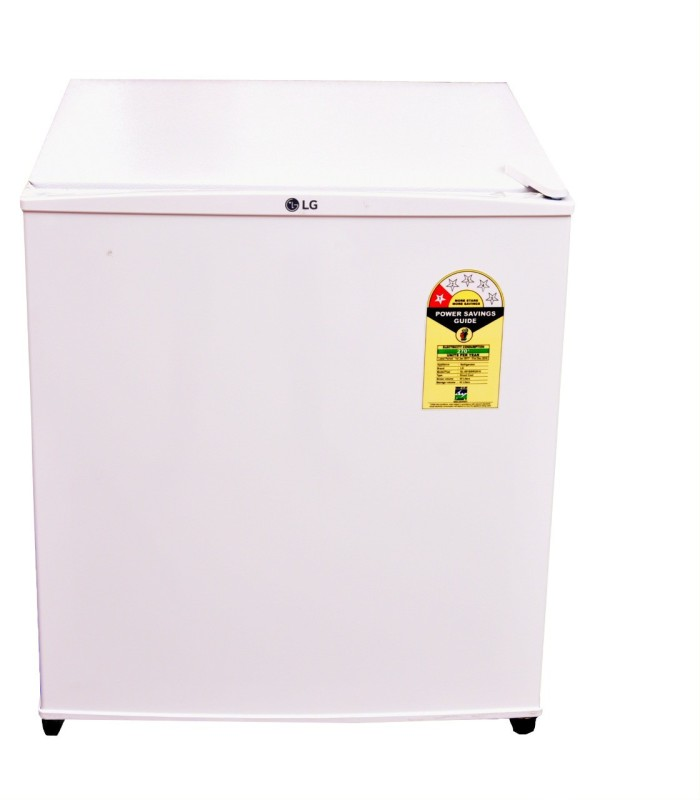 LG 45 L Direct Cool Single Door 1 Star Refrigerator(Super White, GL-051SSW)