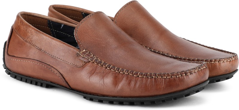 Ruosh MCD-116-05 C Driving Shoes For Men(Tan)