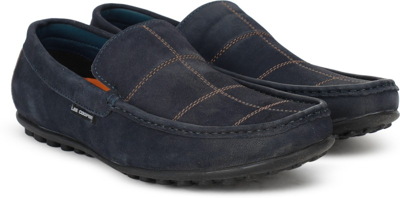 Lee Cooper Loafers For Men(Navy)
